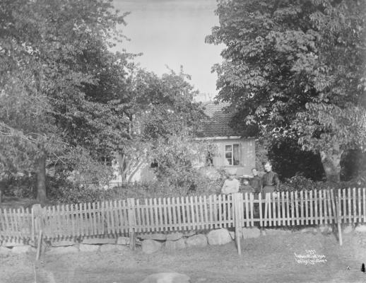 Wilse: Frk. Østenvigs hus 15/8 1904