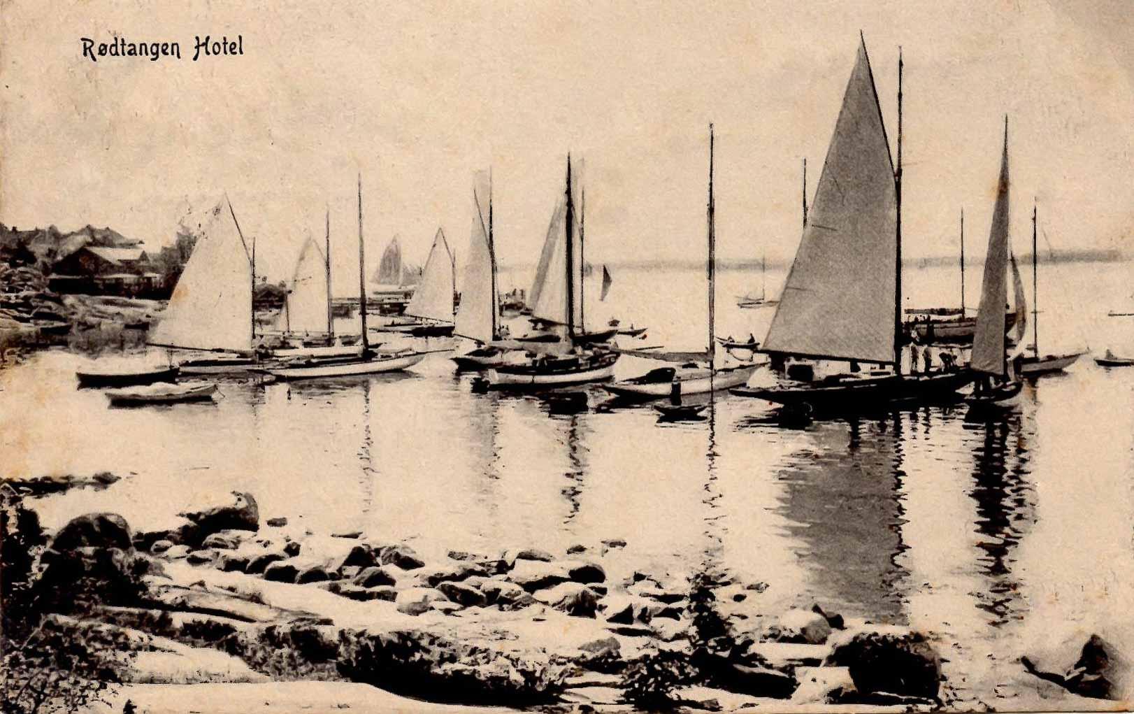 20120622 Seilbåter klargjøres 1912