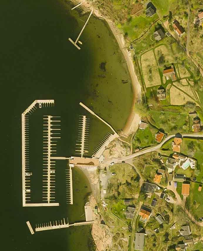 Rødtangen marina 2012